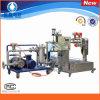 Máquina de rellenar líquida química automática de la Doble-Pista con capsular neumático