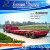 2 Semi Aanhangwagen van de Vrachtwagen van Lowbed van de Assen van de lijn (de lowboy)