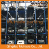 Três elevador mecânico de Pakring do empilhador do borne dos assoalhos quatro (FPSP-3)