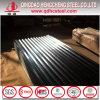 Folha de aço galvanizada corrugada Z30-275 da telhadura