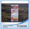 Caja de almacenaje plástica/caja plástica clara/caja del empaquetado plástico