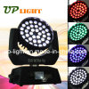 움직이는 Head 36*10W RGBW 4in1 Zoom Wash LED Stage Light