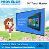 70  monitor de la pantalla táctil de la pulgada HD LCD