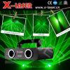 120mw het dubbele Licht van de Laser van Hoofden Groene