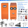 Sample libero 8000W Solar/Wind/Gas Generator/Battery Pure Sine Wave Inverter con Charger