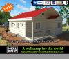 Casa Prefab modular móvel popular da família da casa