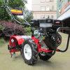 cultivador rotatorio de la mini granja de la sierpe 9HP con la aprobación del Ce