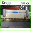 125/3200 125/4000 de máquina de dobra da folha do dobrador/ferro da placa