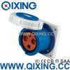 IP67 125A Panel Mounted Socket pour Industrial Application (QX3380)