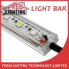 PVC Housing SMD5050 Rigid LED Strips del azul y de White IP68 el 1m