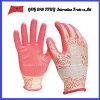 Перчатки перчатки работы нитрила повелительниц садовничая (TTWY-07)