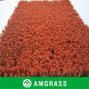 Color rojo Tennis Synthetic Grass y Artificial Turf From China Professional Manufacturer