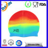 Premium Silicone Swim Cap for Long Hair