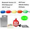 Bluetooth 휴대용 무선 소형 핸즈프리 스피커 (CH-361)