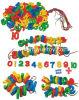 Zahlen Shape Design Plastic Educational Toys für Kids
