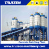 Tipo planta de la correa de la capacidad grande Hzs240 de mezcla concreta en venta