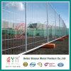 高い安全性PVC上塗を施してある構築の一時塀の携帯用に一時に囲うこと