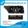 2DIN Autoradio Car DVD pour Audi A4 After 2008 avec GPS, BT, iPod, USB, 3G, WiFi (TID-C310)