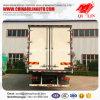 8X4 de Vrachtwagen van de Lading van de Ijskast van de Container van het voedsel met 12 Wielen