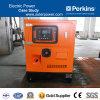 de Stille Diesel 30kVA/24kw Perkins Reeks van de Generator met Geluiddichte Container