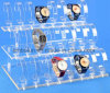 Présentoir acrylique de montre de Hotsell C de fournisseur d'or de la Chine