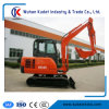 Excavatrice hydraulique 4000kg de chenille de haute performance avec le moteur diesel
