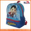 Lieferanten-expandierbarer Qualitäts-Polyester-Form-Supermann-Schule-Beutel