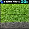 Tapis d'herbe verte avec du matériau Anti-UV de PE pour l'horizontal