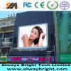 Buena visualización de LED a todo color al aire libre del precio P10