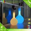 Crisol de flor solar colorido al aire libre impermeable del LED