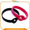 Подгонянный резиновый Wristband силикона для спорта