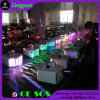lumière de guindineau de l'étape DEL de boîte de nuit de disco de 2X10W DMX