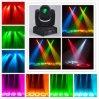 mini lumière principale mobile de 30W DEL pour la disco DJ d'étape