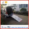 Rampa de dobramento manual de Wheelcair usada para que Van ajude a cadeira de rodas a começ em Van
