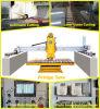 Automatische Steinbrücken-Ausschnitt-Maschine für die Ausschnitt-Granit-/Marmorfliesen