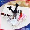 Support de balai acrylique de renivellement pour des produits de beauté