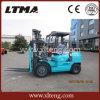 Carretilla elevadora diesel del precio equilibrado contrario de la carretilla elevadora de China 3 toneladas