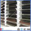 高品質のルーバーガラスパネル/ルーバーガラス窓/強くされたガラス