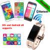 Pulsera elegante androide D8 de Bluetooth WiFi Cicret
