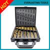 Титан 99PCS Drilling металла Drilling инструментов оборудования установленный (Ti)