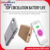Batería de la potencia del caso del cargador de batería de Mophie del adminículo para el iPhone 6