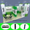 Aluminium kundenspezifischer bewegliche grüne Neukonfigurations-modularer Standplatz mit MDF-Panels