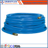 Pression flexible avec les tuyaux d'air en laiton de PVC de garnitures