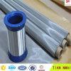Acoplamiento de alambre comercial de la armadura llana 304 del aseguramiento