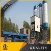 Hete Concrete het Mengen zich van de Verkoop Installatie met de Tweeling Concrete Mixer van de Schacht (HZS50)