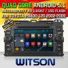 Systems-Auto DVD des Witson Android-5.1 für Toyota Prado (W2-F9129T)