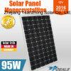 Neuer Entwurf Sunpower flexibles Solarpanel 95W 12V!