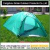 3-4 Personen-China-mittelalterlicher preiswerter Zoll gedrucktes kampierendes Zelt