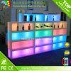 결혼식을%s 재충전용 다채로운 LED 가벼운 입방체 의자