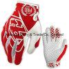 Мотоцикл перста красного нового качества полный участвуя в гонке перчатка спортов (MAG66)